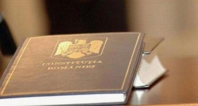 Revizuire constituţională în perioadă de criză