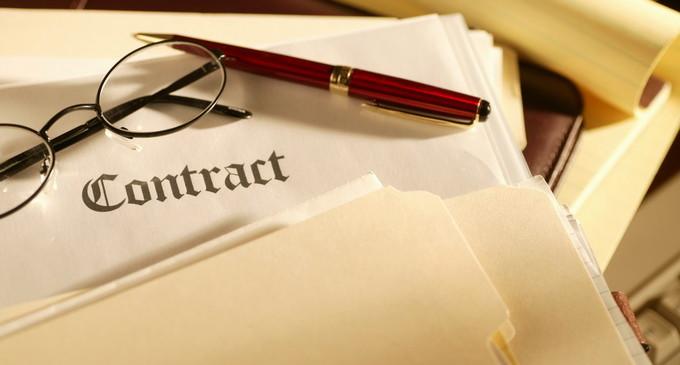 Contractele cu furnizorii – termen de pastrare 10 ani