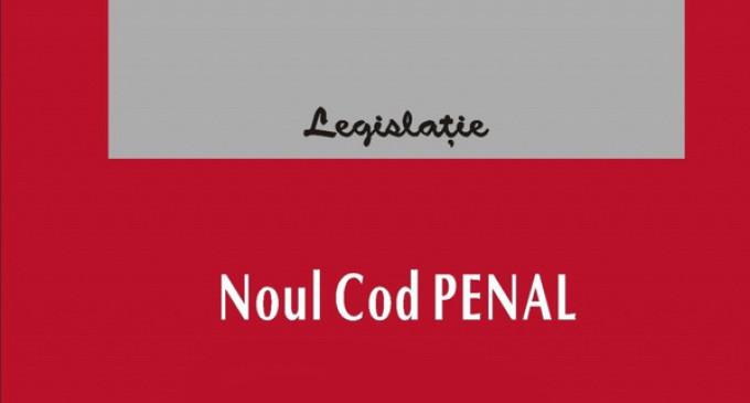 Noua legislație penală (III): NCP, partea speciala – elemente de noutate