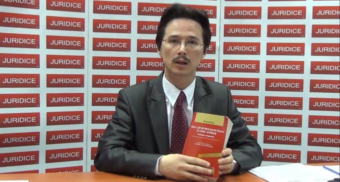 Cristi Danilet despre Noul Cod de Procedura Penala