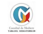 Tabloul mediatorilor s-a publicat in Monitorul Oficial al Romaniei