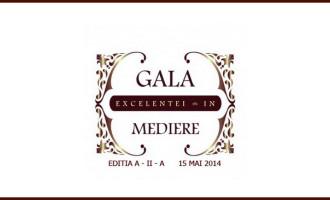 Galei Excelentei in Mediere editia a II-a, 15 mai 2014