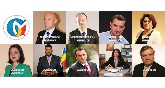 Noua conducere a Consiliului de Mediere